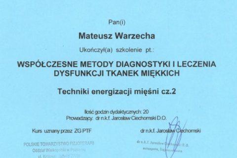 Współczesne metody diagnostyki i leczenia dysfunkcji tkanek miękkich 2