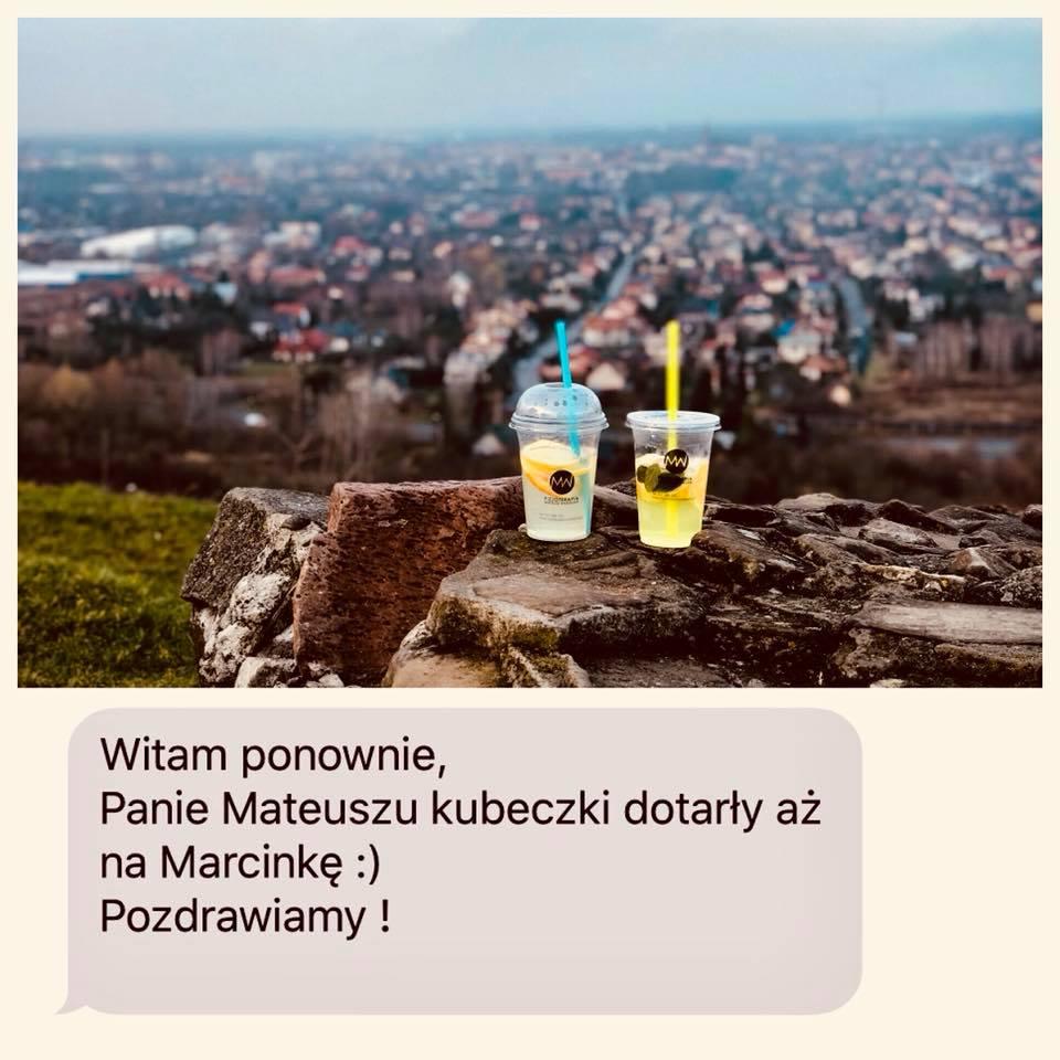 Kubeczki fizjoterapia MW na Marcince !